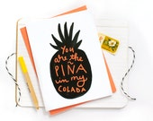 Pineapple All Occasion Card