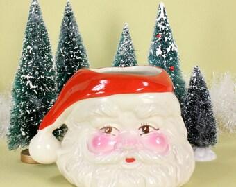 Vintage 1960s Santa Claus