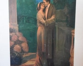 SALE Prints: Alfred James Dewey art 3 stages of man's journey