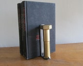 Gold Bolt Industrial Welded Bookends