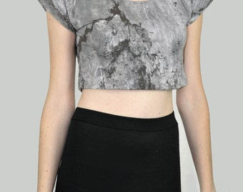 SALE - Senescence crop top