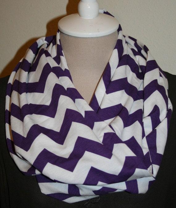 wholesale chevron infinity scarf circle loop scarf 8 5