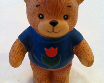 1980 Lucy and Me Little Tulip Shirt Bear