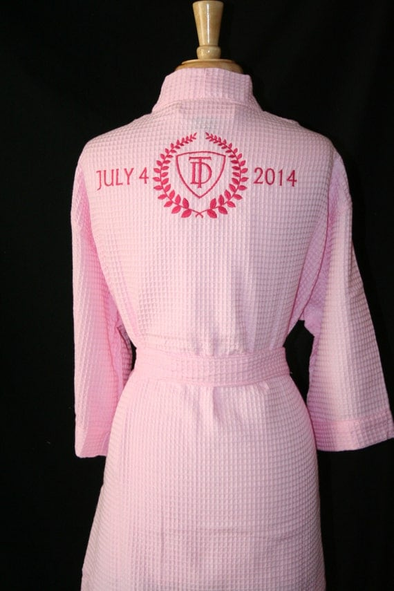PERSONALIZED Robes BRIDAL Party Robes Wedding Robes