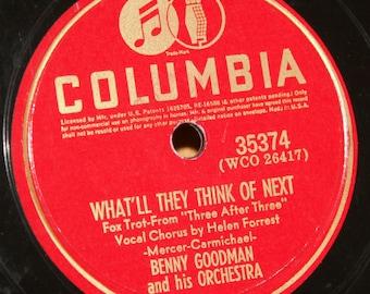Benny goodman | Etsy