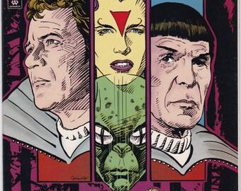 Star Trek Original Series Number 29 1992 April DC Comics