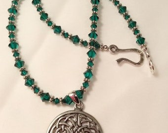 Celtic Marriage Knot Necklace