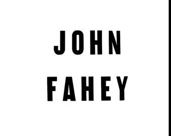 JOHN FAHEY Blind Joe Death 1964 Classic Folk BLuES Factory SeALeD Vinyl LP Record Album Reissue Takoma C 1002