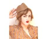 1940s Felt Hat