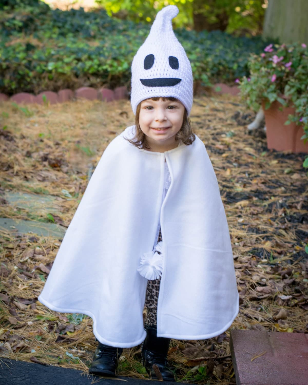 STILL AVAILABLE for Halloween 2014 Friendly Ghost Costume