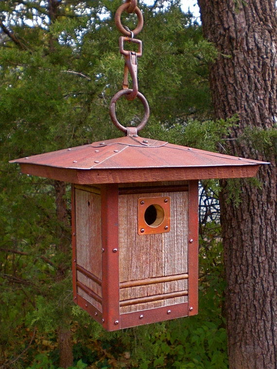 Arts And Crafts Bird Houses