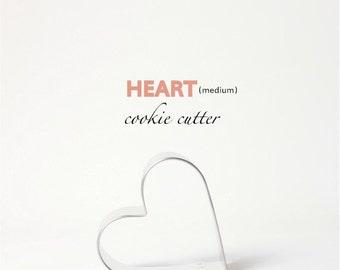 Medium Heart Cookie Cutter
