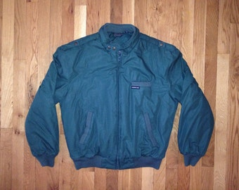 vintage members only heavyweight jacket size 40