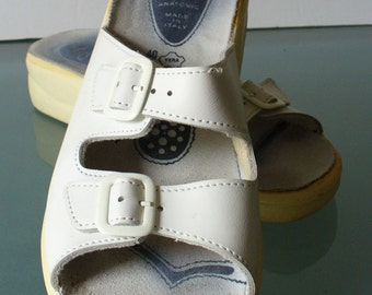 Glove Anatomic  Sandal Made in Italy Size 40