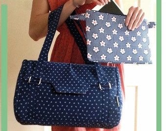Tech Travel Bag - PDF sewing pattern