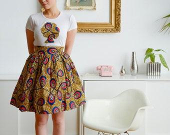African Clothing: The Li Li AfroT Shirt ONLY