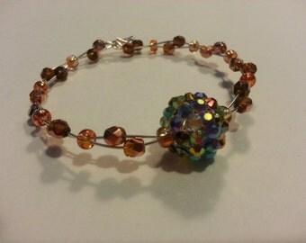 Funky Bracelet/Earrings Set
