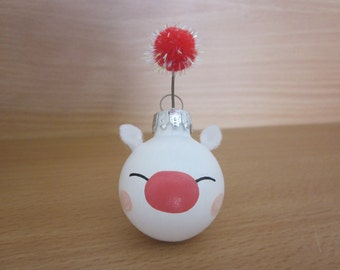 Moogle Ornament