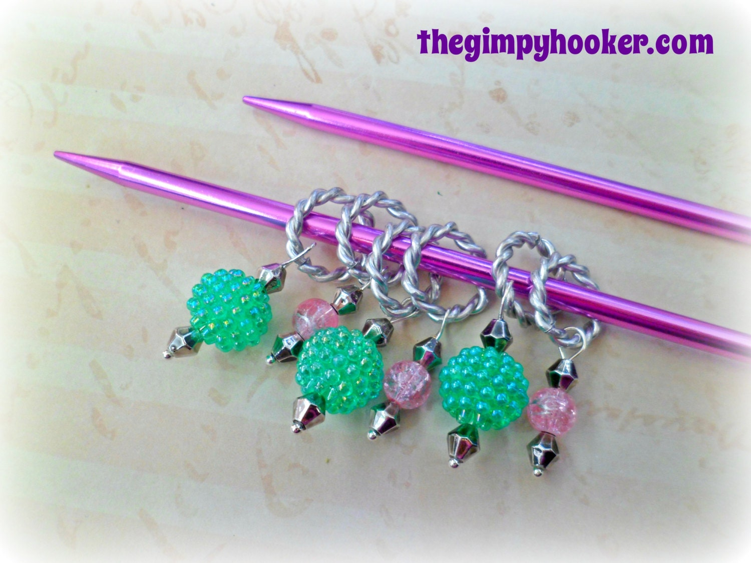 Using Stitch Markers In Knitting : Chandeliers & Pendant Lights
