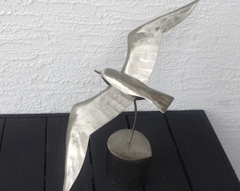 Sea Gull Sculpture