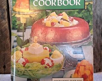 Vintage 1969 Salads Cook book, Fund Raising Cook book.