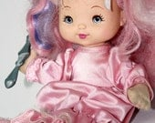 RARE Vintage DSI Dreamie Sweets Doll Happy Dreams Light Up Glow
