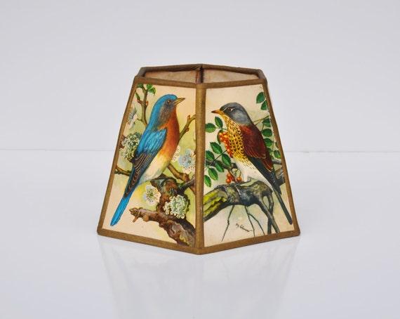 Vintage Bird Lamp 81