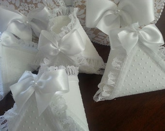 Set Of Ten Diaper Favors / Baby Shower Favors