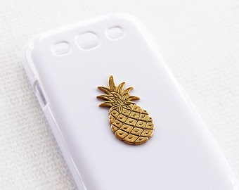 Pineapple Vintage iPhone 6s Plus  Phone Case Cell Phone iPhone 6s Plus  Cell Phone Cover Cases Gold Cover Girly Cute Bling Vintage