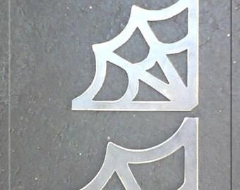 Steel Web Style Gusset