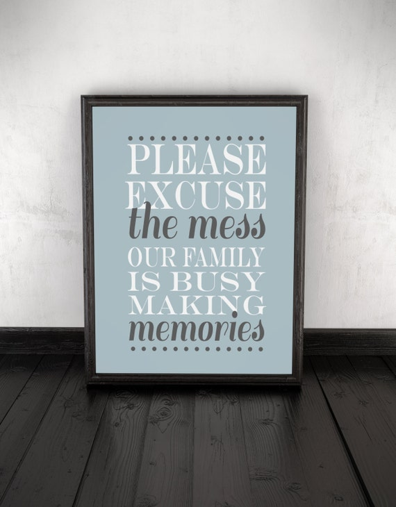 Family wall art, LOVE, quote, modern, wall art PRINT 8x10, shipped to your door