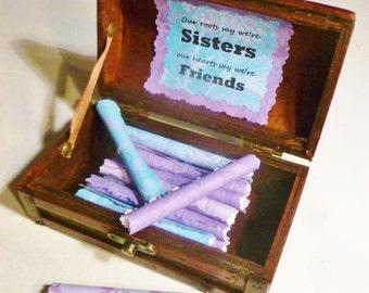Twin Sisters Rings
