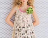 Crochet Vest Pattern - Japanese Crochet Pattern - #3300-02