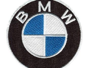 BMW Patch Badge 8cm m3 m5 m6 850 750 330