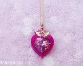 Pre-Order SAILOR MOON Chibi Moon Compact Necklace