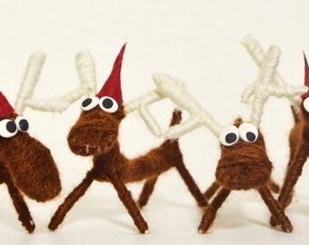Yarn Reindeer
