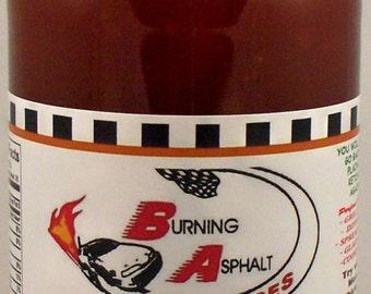 Burning Asphalt Sauces HABANERO KETCHUP