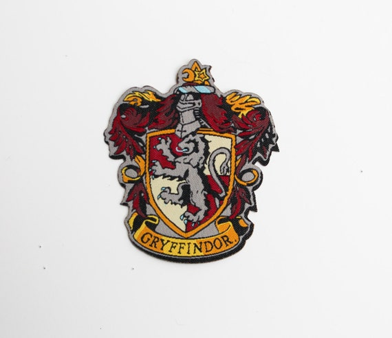 Harry Potter Patch....Iron On about 3 x 2.5 inches