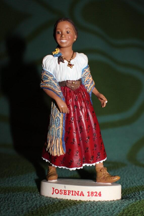 josefina retired hallmark american girl handcrafted figurine. Black Bedroom Furniture Sets. Home Design Ideas