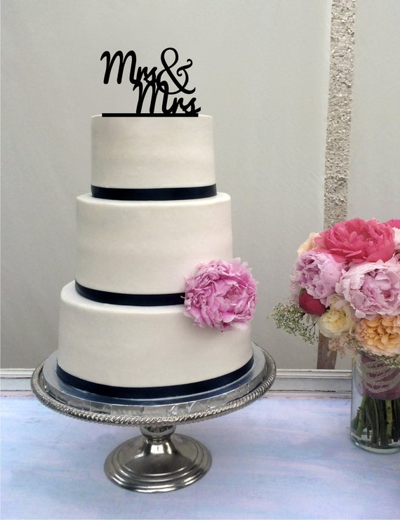 Same Sex Wedding Cake 83
