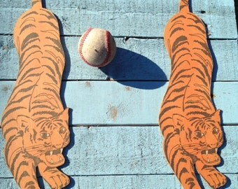 Tiger time! Just in time for opening day! Go Tigers!