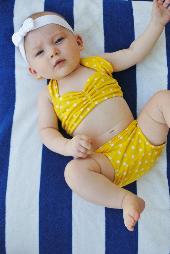 Polka Dot Bikini Swimsuit 52