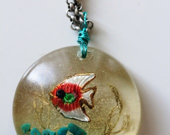 The Angelfish 3D Necklace