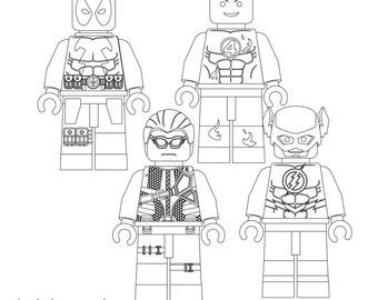 lego zombie coloring pages - plants vs zombies coloring pages hero lego digital by