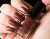 Cohen's Masterpiece - Oxblood shimmer lacquer - Rapture Collection - .45oz/13.2mL