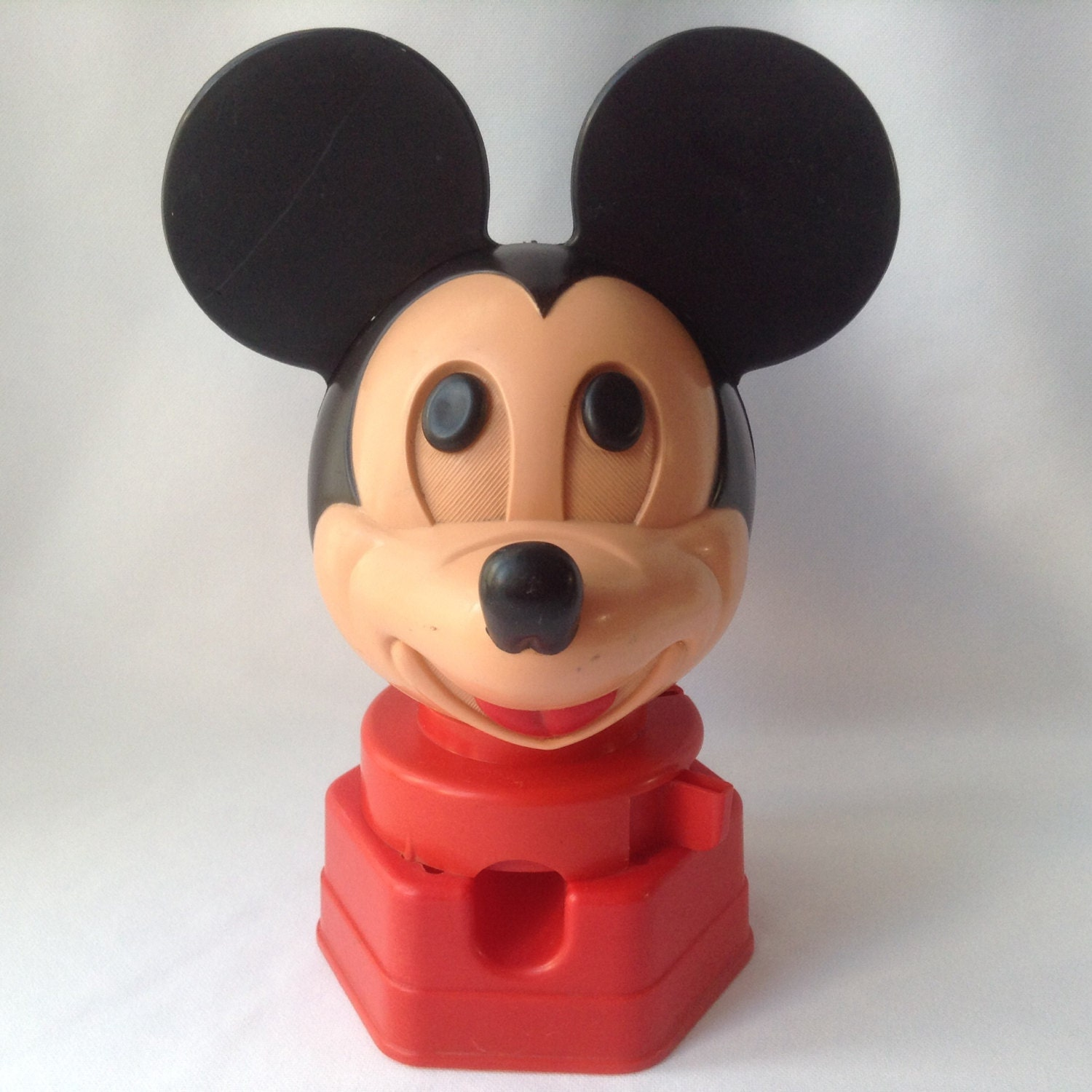 mickey mouse bubble machine