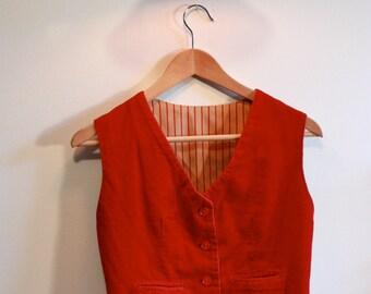 Vibrant Vest ~ Size Extra Small