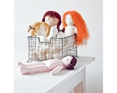My Rag Doll Sewing Pattern