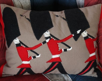 Cushion Coldstream Guards