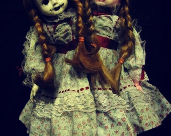 Doll 177 - Conjoined Twins